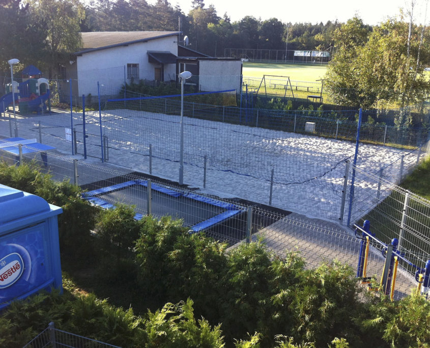 Koupaliště Klánovice - Beach Volleybal